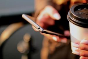 smartphone in hand 2